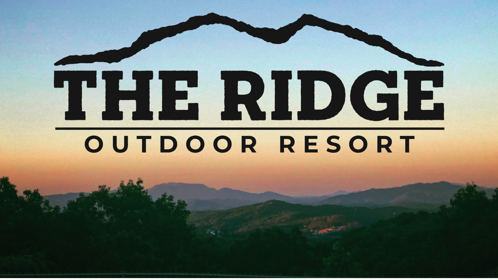 The Ridge Outdoor Resort Pigeon Forge Campground