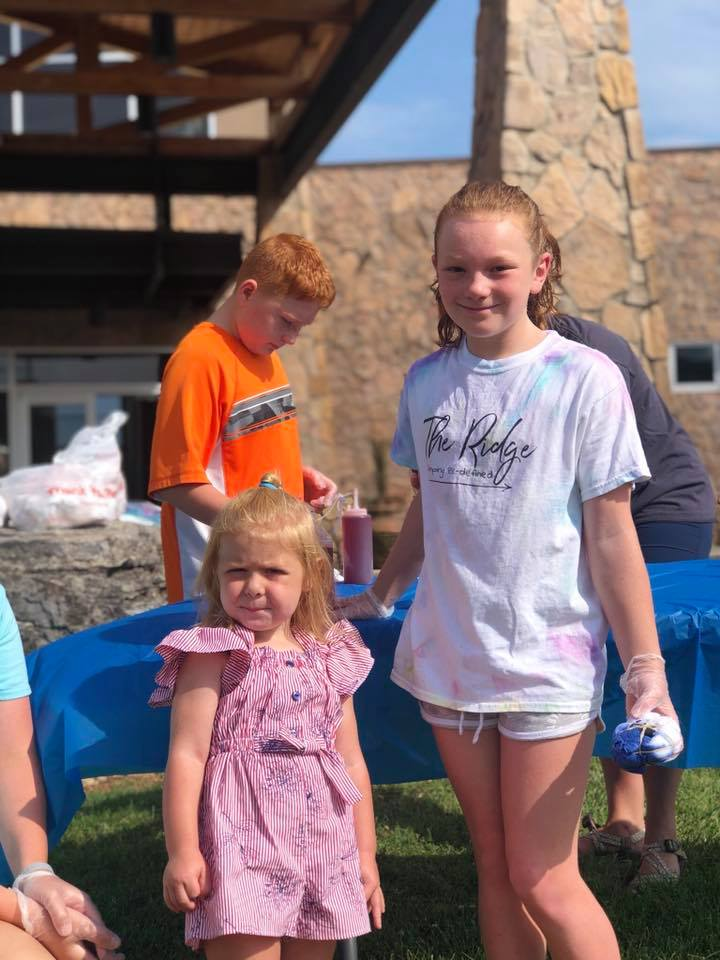 Family Fun Activities at The Ridge Outdoor Resort