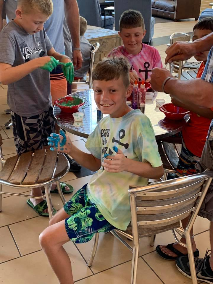 Resort Kids Activities at The Ridge Outdoor Resort