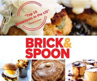 Brick and Spoon Guest Offer from The Ridge Outdoor Resort