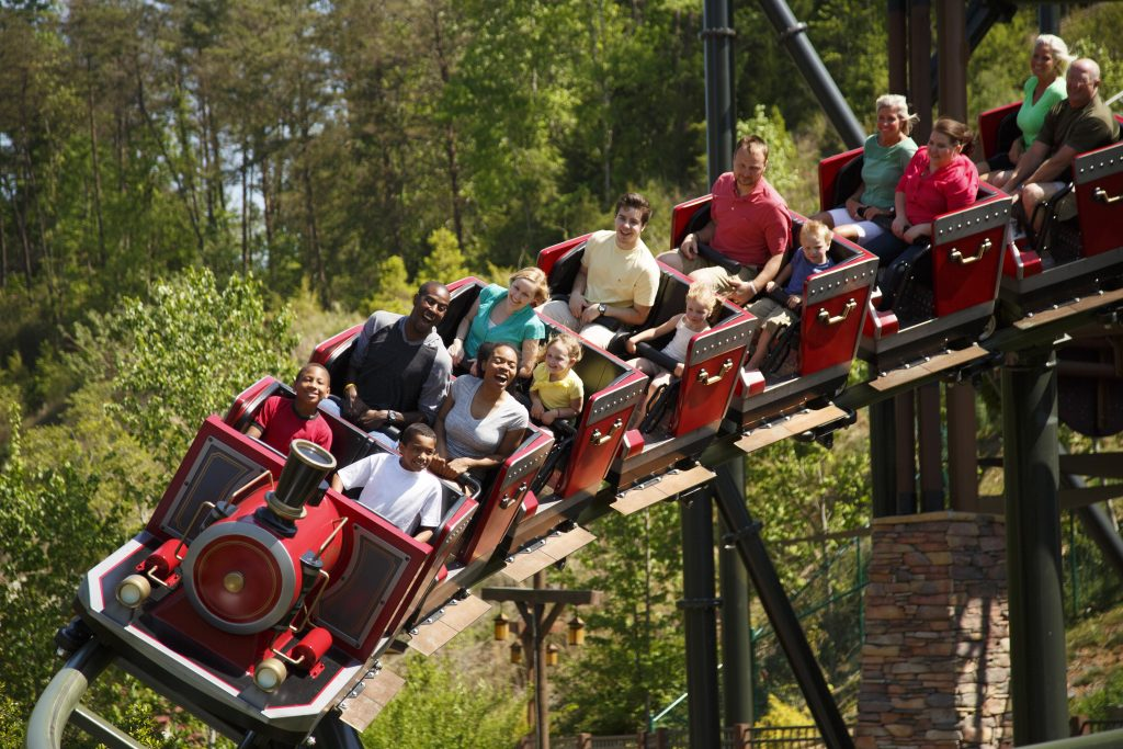 Visit Dollywood while staying at The Ridge Outdoor Resort