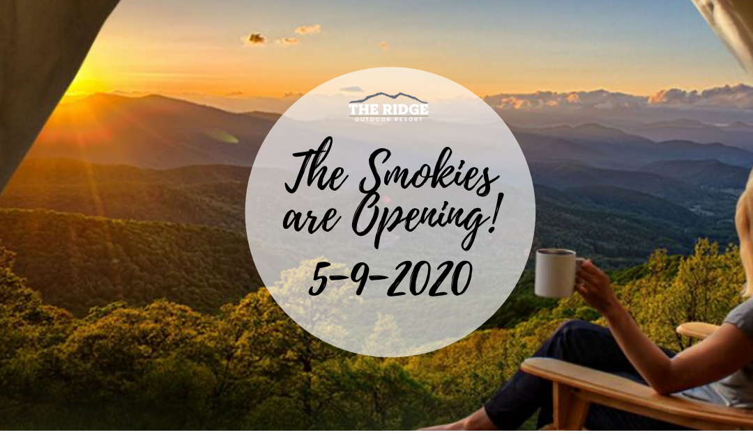 The Great Smoky Mountains National Park is Re-Opening