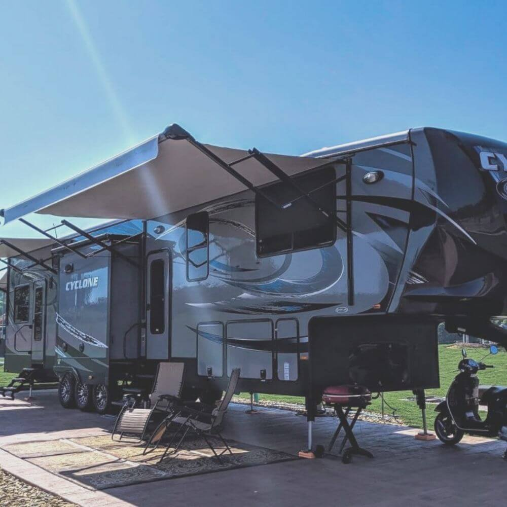 RV Site Rates at The Ridge RV Camping Resort
