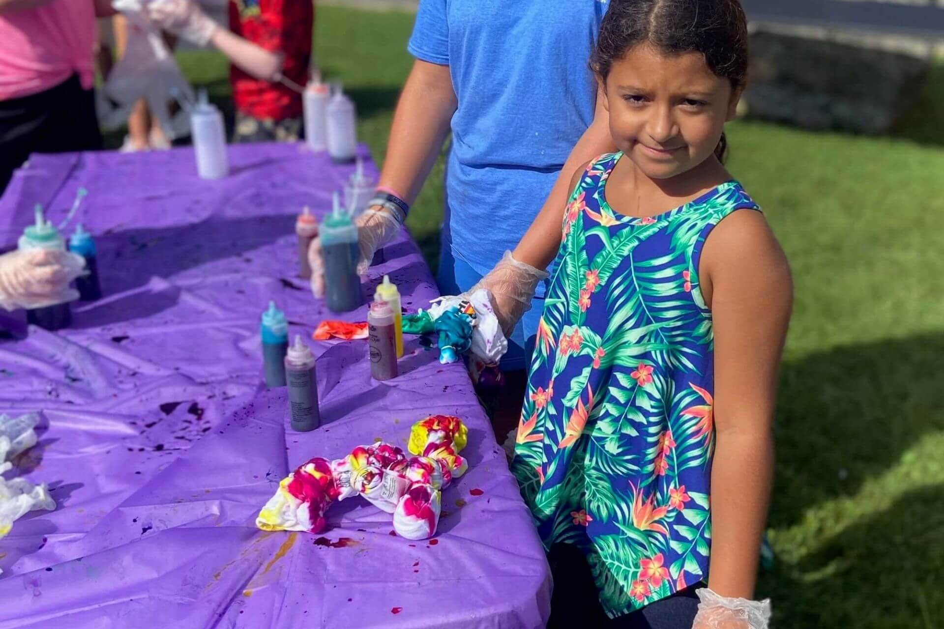 Remote Learning Vacations at The Ridge RV and Outdoor Resort Kids Crafts