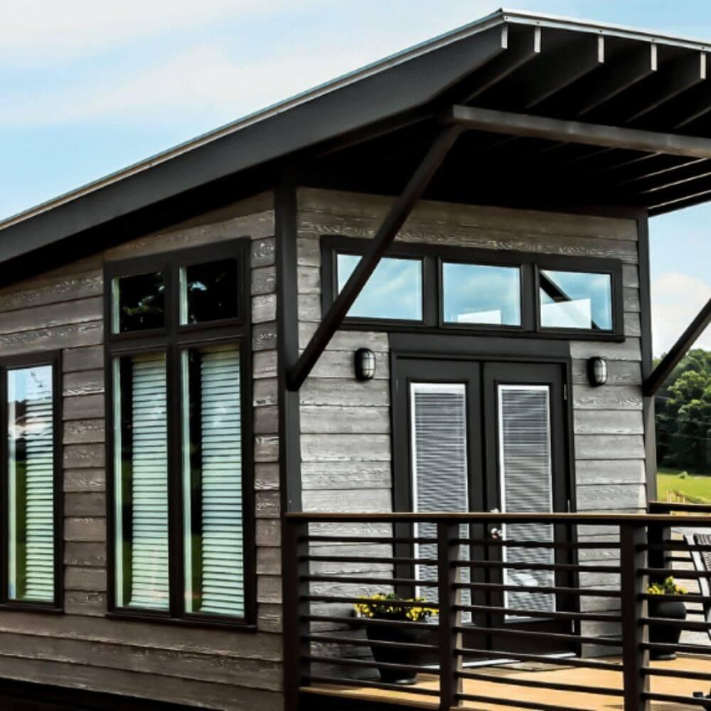 Rustic Tiny Home Camping Cabin Rates at The Ridge RV Camping Resort