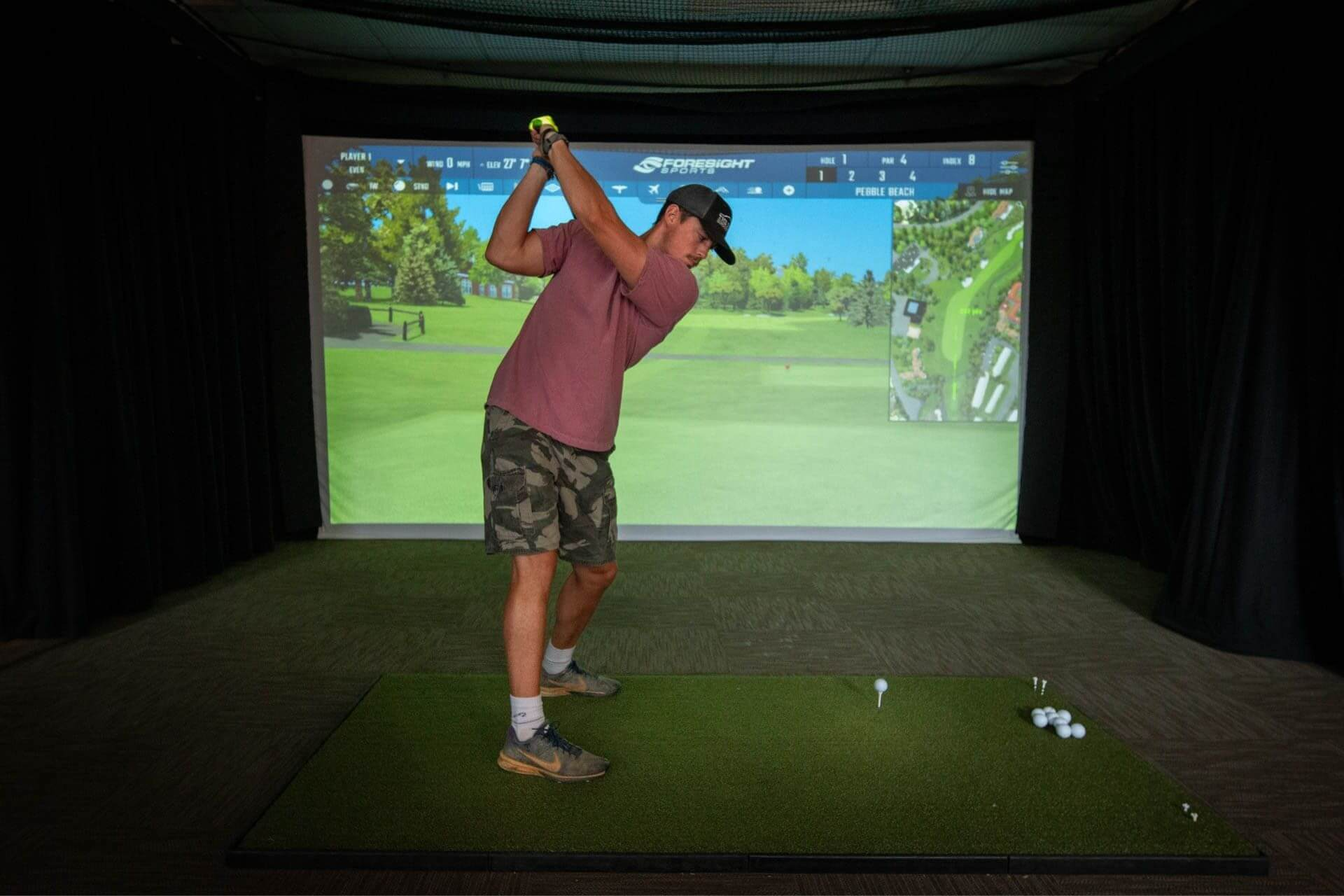 The Ridge Golf Simulator