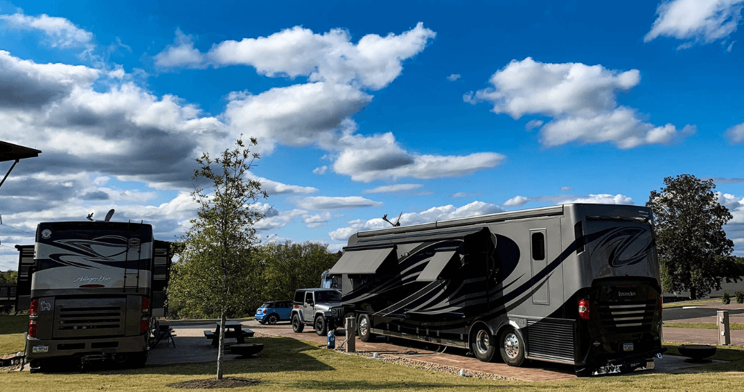 The Ridge Luxury Paved Rv Sites with Internet and Pet Friendly Phase 3