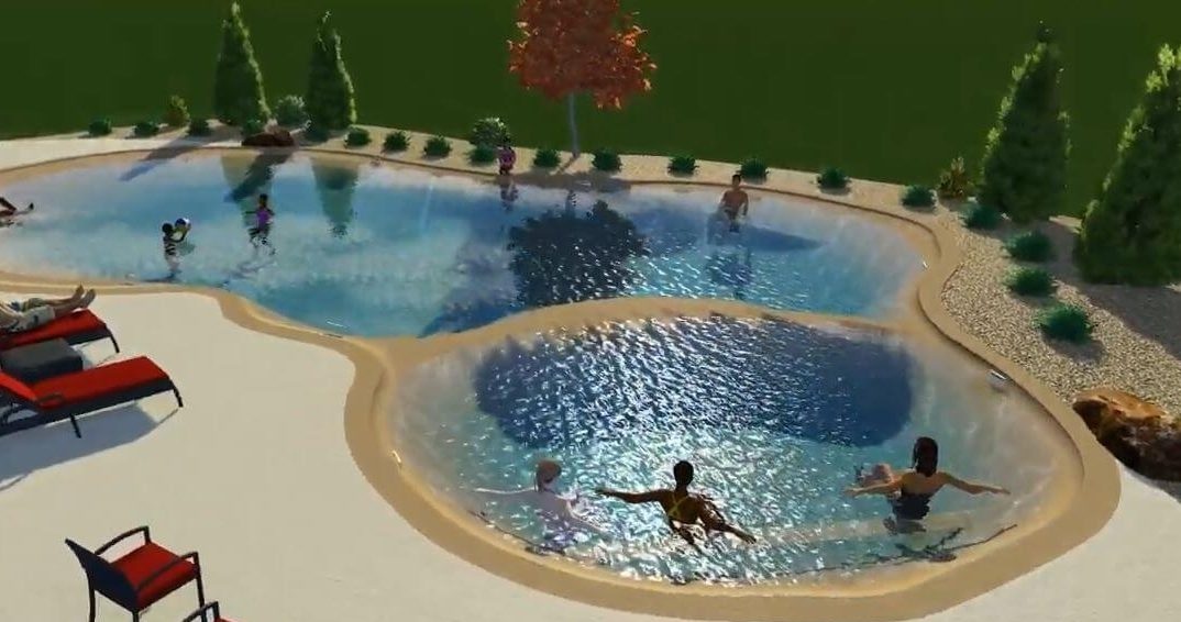 The Ridge Outdoor Resort Swimming Lagoon Concept coming 2021