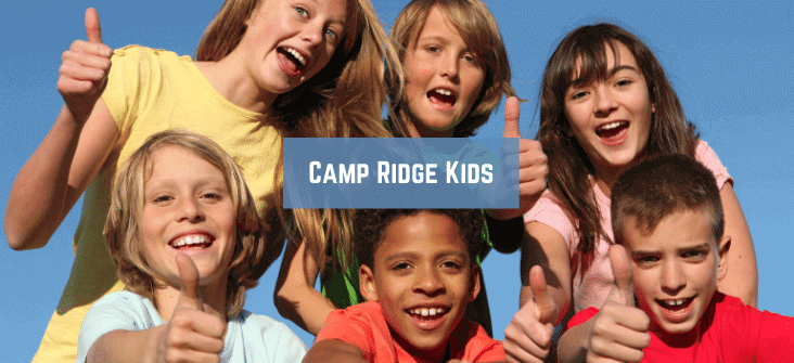 Kids Camp at The Ridge Outdoor Resort Sevierville Tennessee