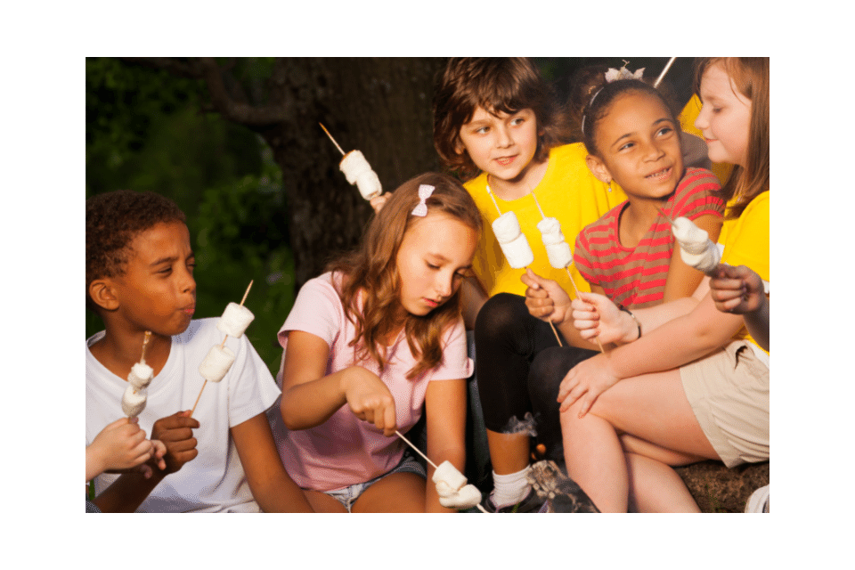 Camp Ridge Kids Camping Day