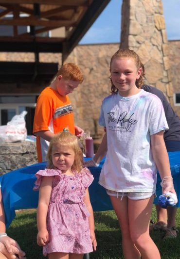 Family Fun Activities at The Ridge Outdoor Resort