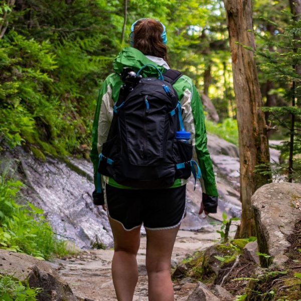 Hiking Trails in the Great Smoky Mountains at The Ridge Outdoor Resort