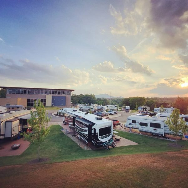 The Ridge Outdoor RV Campsites and Glamping Resort Pigeon Forge Tn